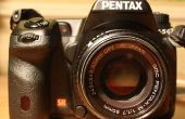 À l'aide d'appareils photo reflex numériques