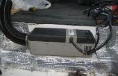 Nettoyage et entretien un Webasto Air Top 2000 D