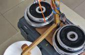 Construire une simple RC moteur/hélice de Poussée jauge