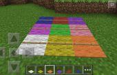 Comment faire un plancher Cool dans Minecraft