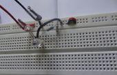 Circuit urbain de lumière à l'aide de LDR