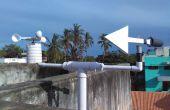 DIY autonome Station météo propulsé par Arduino