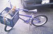 Houlder vélo pour des trucs