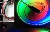 NeoPixel Deco USB s'allume (via Digispark / ATtiny85)