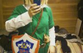 Low-Budget Costume de Link (The Legend Of Zelda)