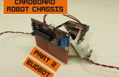 Châssis en carton pour les Robots bon marchés 2: Bugbot