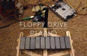 Lecteur de disquette bricolage Piano (Floppiano)