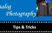 Comment améliorer vos compétences en photographie argentique