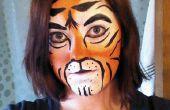 Ceux de la peinture : Tiger