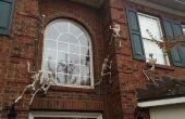 Squelettes murs de votre Assemblée d'escalade