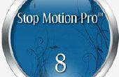 Stop Motion Pro 8 tutoriel