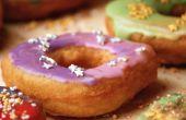 Galaxie gâteau beignes (Donuts)