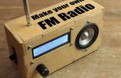 Faire votre propre FM Radio