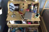 Organiser un bureau désordonné