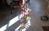 Explosion - K'nex Ball Machine du projet