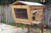 "MY $120 ""Lollipop"" Chicken Coop"