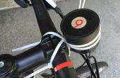 Mettez votre vélo dans une partie Machine