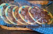 Doubles Cookies chocolat-noix de pécan