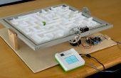 Utiliser des capteurs et actionneurs pour faire un labyrinthe labyrinthe mécanique