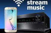 Comment jouer ou écouter de la musique sur la chaîne Hi-Fi