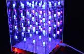 $9 construire un 4 x 4 x 4 RGB LED Cube avec Animation Creator