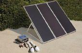 Comment monter un panneau solaire