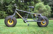 EXTREME FAT TIRE vélo