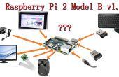 La première utilisation du Raspberry Pi 2