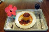 QUINOA & saucisse poivrons farcis