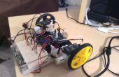Robot contrôlé manuellement les mouvements