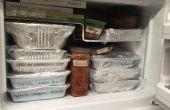 Mois des repas - préparation pour un bébé (ou n'importe quel moment, vous aurez envie de manger, mais ne veulent pas cuisiner...)