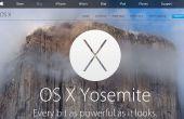 Comment faire pour la mise à niveau vers Yosemite de Mavericks, couguar, Snow Leopard ou Mac OS X