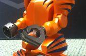 3-d impression mécanique jouet Robot marche !