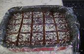 Aucune cuisson gâteau Ganache au chocolat