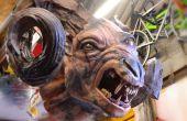 Le Witcher 3 étendue Chort/Fiend Sculpture en argile DAS