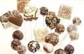 COMMENT FAIRE CARRÉ (OU N'IMPORTE QUELLE FORME) CAKE POPS ! TUTORIAL COMPLET POUR DÉBUTANTS !