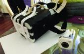 DIY FPV lunettes de protection pour caméra sans fil