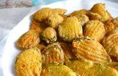 Frit cornichons
