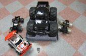Comment convertir une voiture robotisée de (presque) n'importe quelle voiture de RC 27 ou 49 MHz