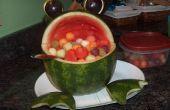 Froggie de salade de fruits