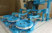 Imprimés 3D de Chris, entièrement mécanique ordinateur