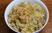 Un Pot de farine de Gluten de vingt Minutes gratuit