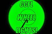 Roues de vélo CCFL ! (Maintenant avec la vidéo!)