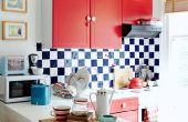 Projets de bricolage : Démarrer avec votre cuisine