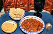 Facile Savory hiver ragoût légumes avec du Quinoa