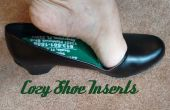 Cozy garnitures intérieures de chaussures