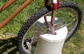 « BIKE seau » - vélo Stand - Portable, bon marché, léger