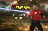 Costume de « Chemises rouges » Star Trek facile