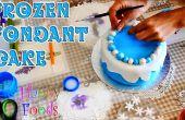 Comment faire un gâteau de givrage Disney Frozen fondant au