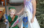 Zelda et Link Costumes